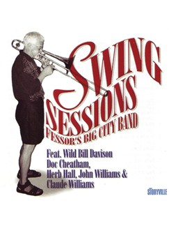 Fessor's Big City Band: Swing Sessions CDs |