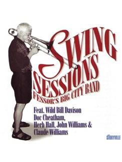 Fessor's Big City Band: Swing Sessions CDs |