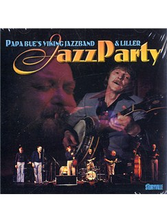 Papa Bue's Viking Jazzband And Bjarne Liller: Jazz Party CDs |