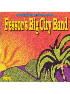 Fessor's Big City Band: Indian Summer CD |