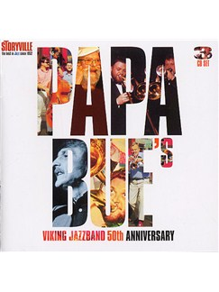 Papa Bue's Viking Jazzband 50th Anniversary (3CD Set) CDs |