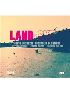 Cathrine Legardh/Sigurdur Flosason: Land & Sky CDs |