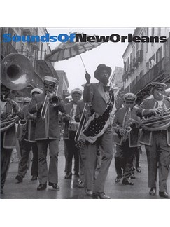 Sounds Of New Orleans 3 CDs |