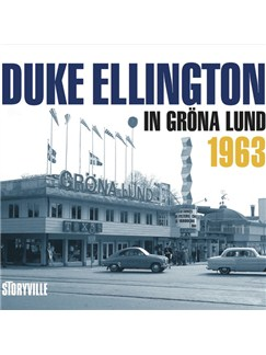 Duke Ellington In Gröna Lund 1963 (2 x CD) CDs |