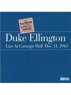 Duke Ellington: Live At Carnegie Hall Dec. 11, 1943 CDs |