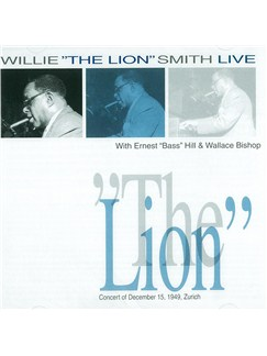 Willie 'The Lion' Smith: Live Zurich Switzerland CDs |