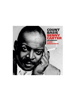 Count Basie and Benny Carter: Legendary Radio Broadcasts (2CD Set) CD |