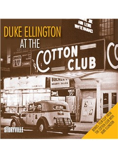 Duke Ellington: Duke Ellington At The Cotton Club CDs |