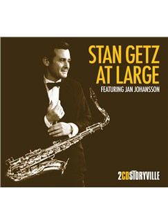 Stan Getz: Stan Getz At Large CDs |