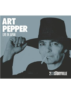 Art Pepper: Live In Japan CDs |