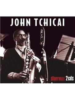 John Tchicai: John Tchicai CDs |