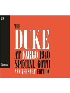 Duke Ellington: Duke At Fargo 1940 - Special 60th Anniversary Edition CDs |