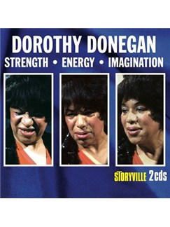 Dorothy Donegan: Strength-Energy-Imagination CDs |