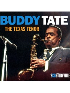 Buddy Tate: The Texas Tenor CDs |