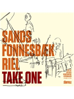 Sands Fonnesbaek Riel: Take One CDs |