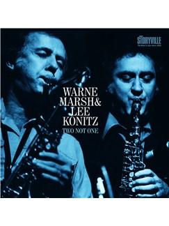 Warne Marsh/Lee Konitz: Two Not One CDs |