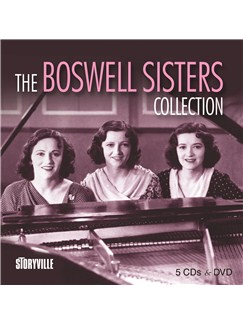 The Boswell Sisters Collection CDs and DVDs / Videos |