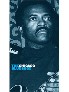 The Chicago Blues Box CDs |