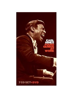 Earl Hines: Piano Genius At Work (7CDs/DVD) CDs and DVDs / Videos |