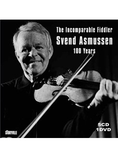 The Incomparable Fiddler: Svend Asmussen 100 Years (DVD/5 CDs) CDs and DVDs / Videos |