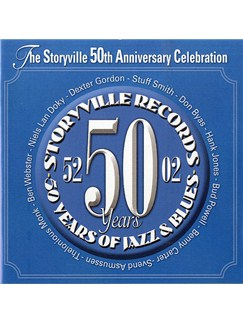 Svend Asmussen: The Storyville 50th Anniversary Celebration CDs |