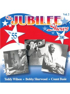 Count Basie: The Jubilee Shows No. 55/200 CDs |