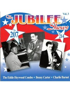 Benny Carter: Jubilee Shows No. 207+2014 CDs |
