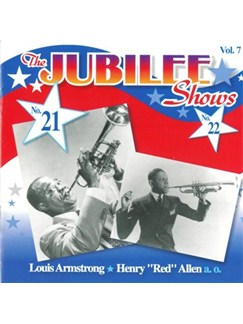 Louis Armstrong: Jubilee Shows No. 21 And 22 CDs |
