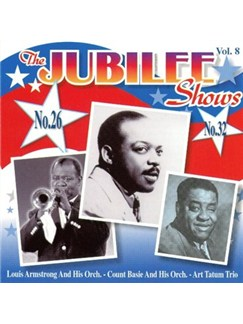 Louis Armstrong: Jubilee Shows No.26 And No.32 CD |