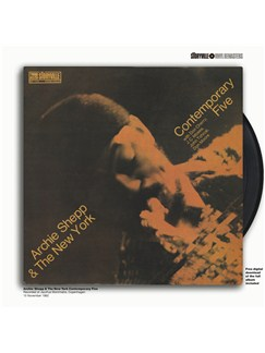 Archie Shepp & The New York Contemporary Five  |