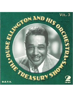 Duke Ellington: The Treasury Shows Vol. 3 CDs |