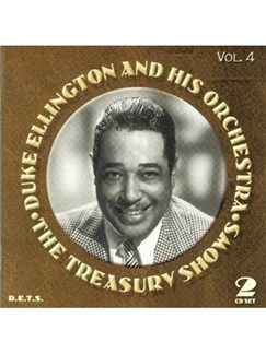 Duke Ellington: The Treasury Shows Vol. 4 CDs |