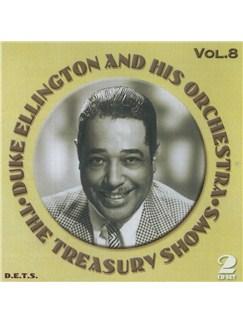 Duke Ellington: The Treasury Shows - Volume 8 CDs  