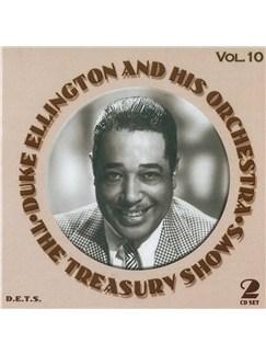 Duke Ellington: Treasury Shows Vol. 10 CDs |