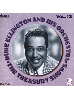 Duke Ellington: The Treasury Shows Vol. 13 CDs |