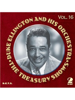 Duke Ellington: The Treasury Shows Vol. 16 CDs |