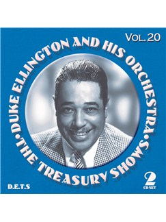 Duke Ellington: The Treasury Shows Vol. 20 CDs |