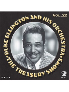 Duke Ellington: The Treasury Shows Vol.22 CD |