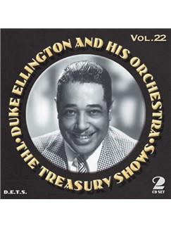 Duke Ellington: The Treasury Shows Vol.22 CDs |