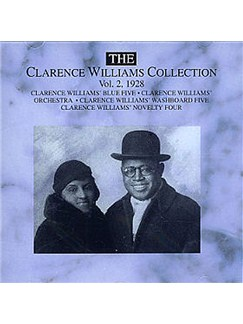 The Clarence Williams Collection - Volume 2 1928 CDs |