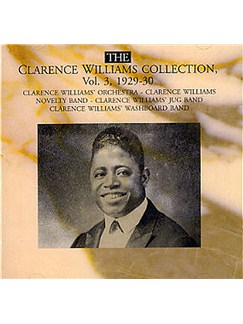 The Clarence Williams Collection - Volume 3 1929-1930 CDs |