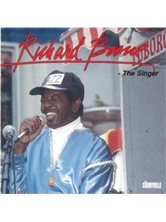 Richard Boone/The Singer CDs  