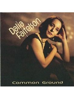 Dalia Faitelson: Common Ground CDs |