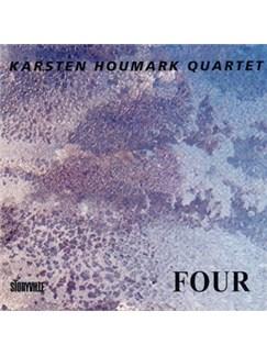 Karsten Houmark: Four CDs |