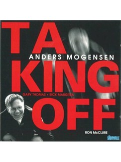 Anders Mogensen: Taking Off CD |