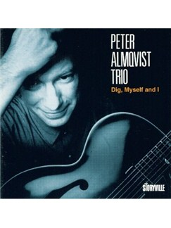 Peter Almqvist: Dig Myself And I CD |