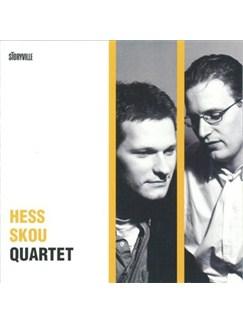 Hess Skou Quartet CDs |