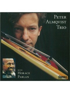 Peter Almqvist: Trio With Horace Parlan CDs |