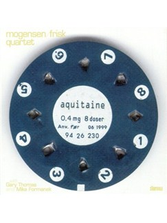 Mogensen Frisk Quartet: Aquitaine CDs |
