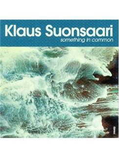 Klaus Suonsaari: Something In Common CD |